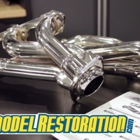 Mustang BBK Shorty Headers - Fox Body (79-93)