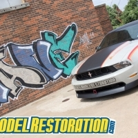SVE Pace Car: 2011 Mustang GT - Project 777 (Latemodel Restoration) - YouTube