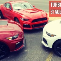 Turbo Play: 2015 Roush Stage 1 Mustang Richmond Ford - YouTube