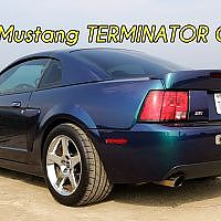 'Mystichrome' Mustang Terminator Cobra Review - I Like American Cars?! - YouTube